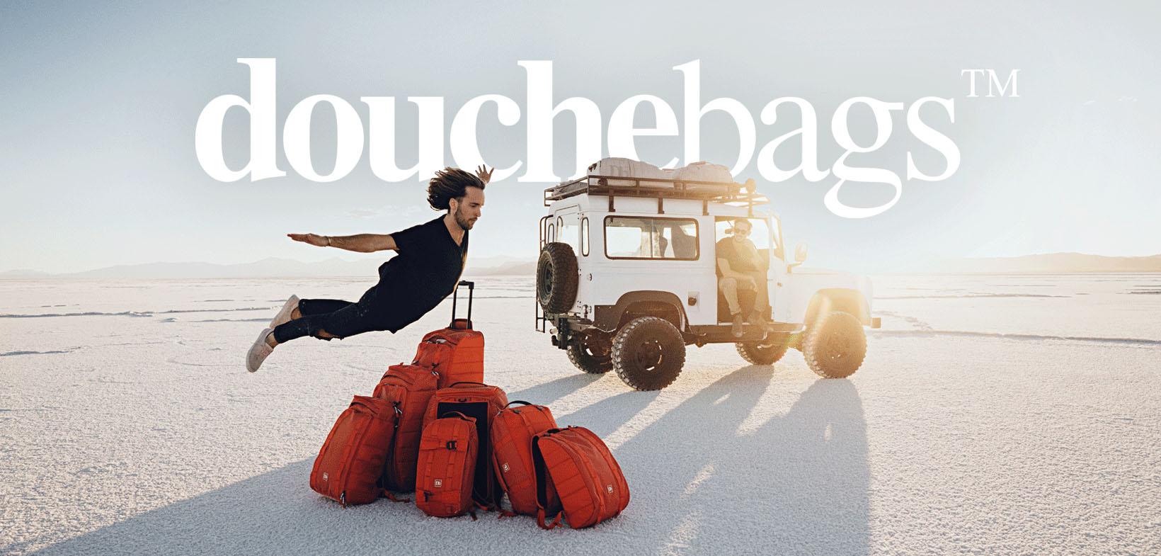 DOUCHEBAG Koffer