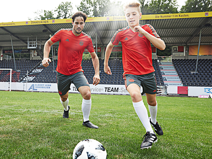 Fussball Ausüstung
